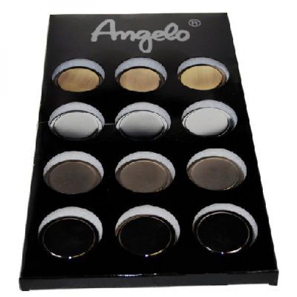 Metalics Pocket Ashtrays (Display of 12) 1