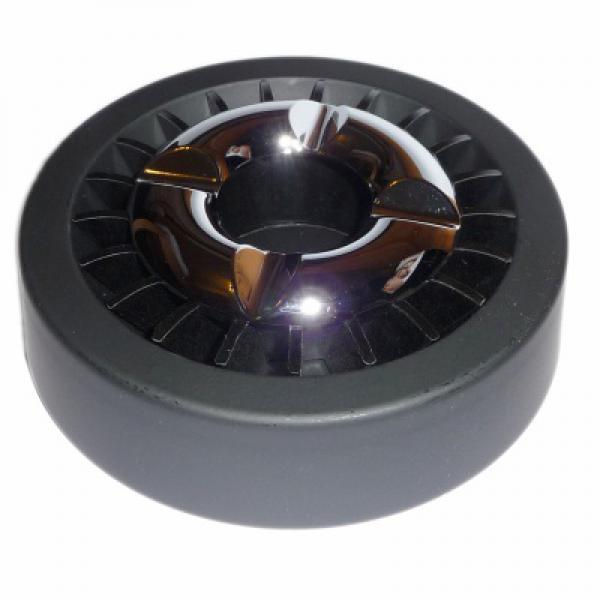 Angelo Snuffer Ashtray Black Chrome Boxed 1