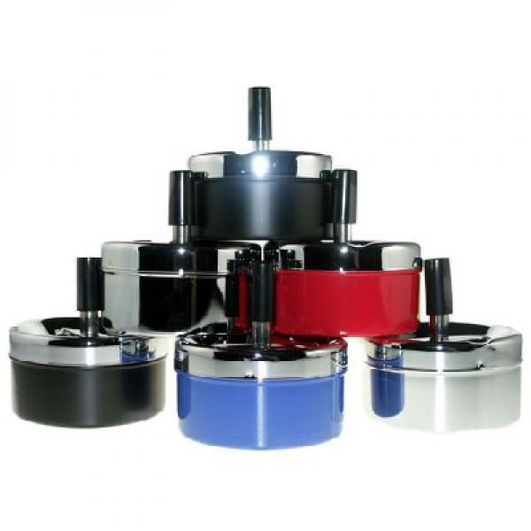Spinner Ashtray 90mm Diameter 4 Colours Individually Boxed 2